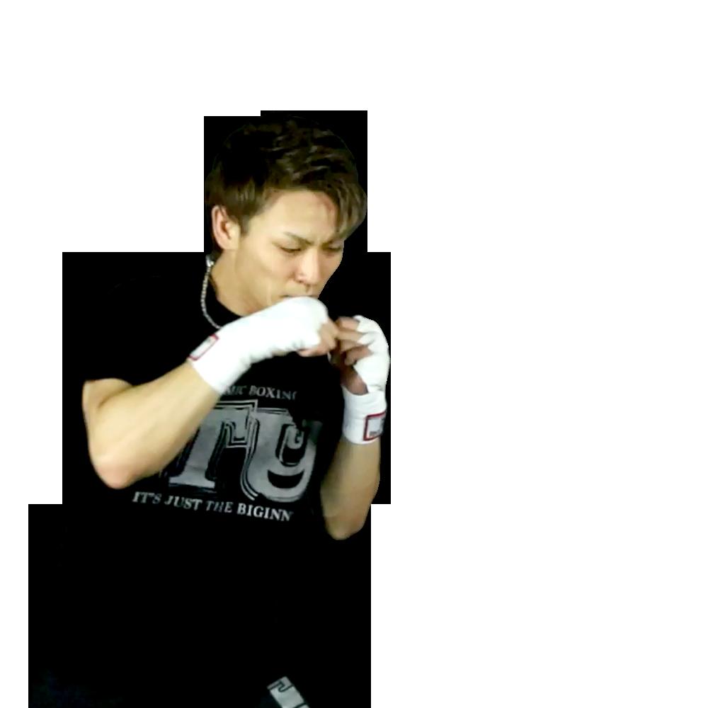 リズミックボクシング_ボクシング