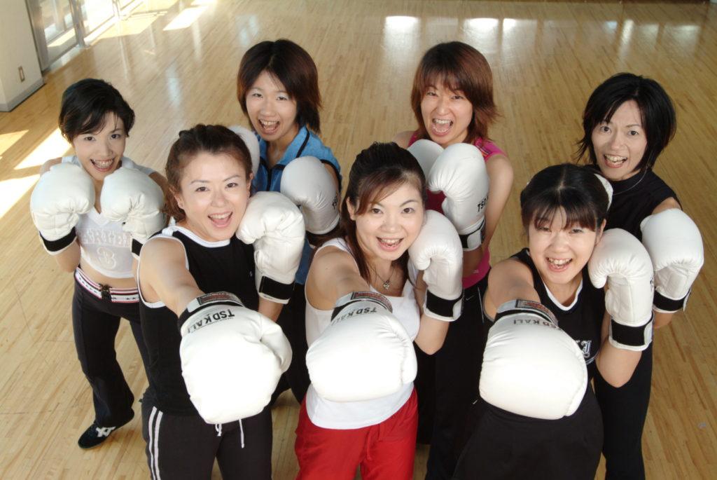 リズミックボクシング TSD KALI 金沢店の画像
