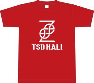 2019記念Tシャツ赤